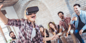 Virtual reality in public speaking