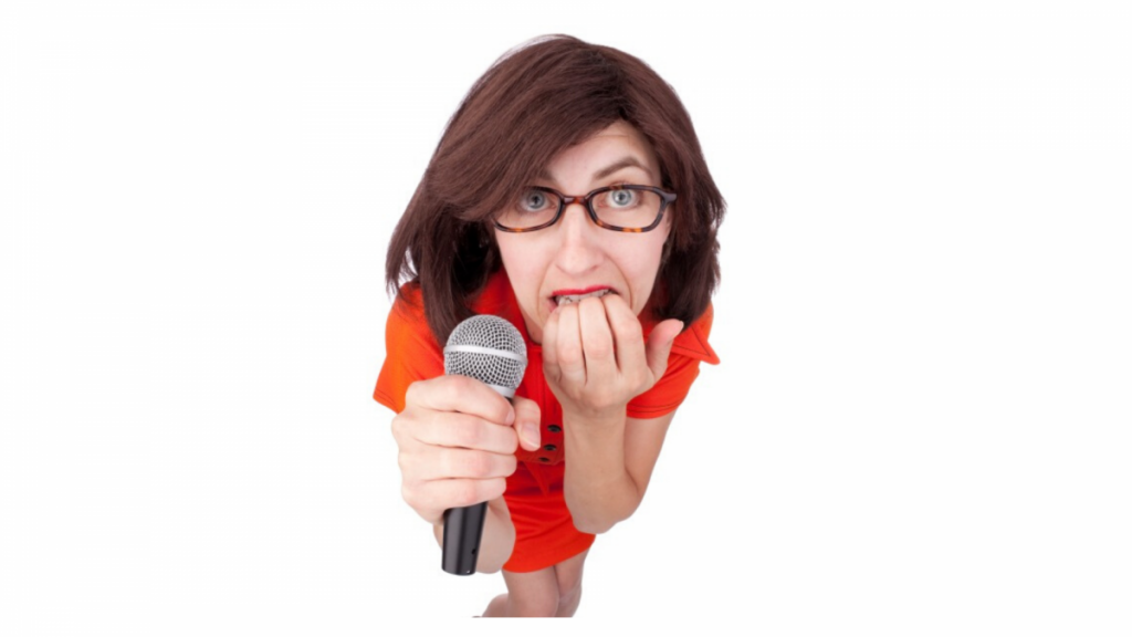 Tips to overcome public speaking nerves
